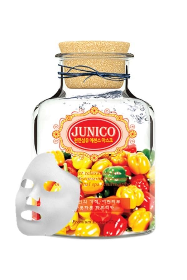 Junico Paprica Mask - Paprika Özlü Canlandırıcı Yüz Maskesi